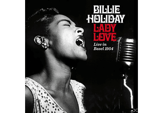 Billie Holiday - Lady Love-Live In Basel 1954+Bonus [CD]
