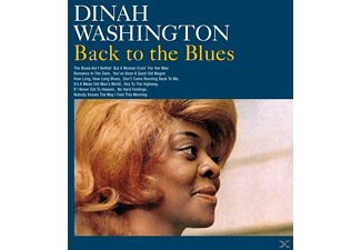 Dinah Washington - Back To The Blues+11 Bonus Tracks - (CD)