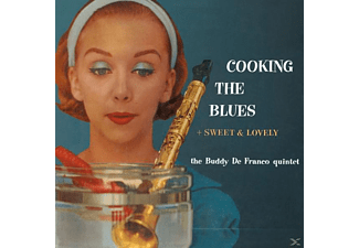 Buddy DeFranco Quintet - Cooking The Blues+Sweet Lovely [CD]