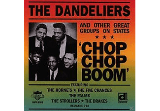 VARIOUS - Chop Chop Boom-Dandeliers & Other Great Groups - (CD)