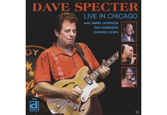 Dave Specter - Live In Chicago - (CD)