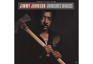 Jimmy Johnson - Johnson's Whacks - (CD)