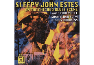 Sleepy John Estes - On The Chicago Scene - (CD)