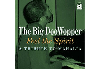 Big Doowopper - Feel The Spirit. A Tribute To Mahal - (CD)