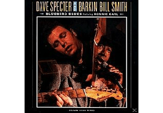 Dave & Barkin' Bills Specter - Bluebird Blues - (CD)