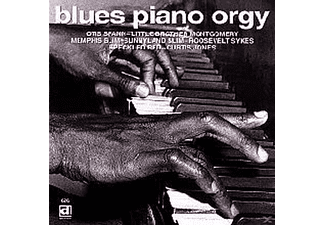 VARIOUS - Blues Piano Orgy - (CD)