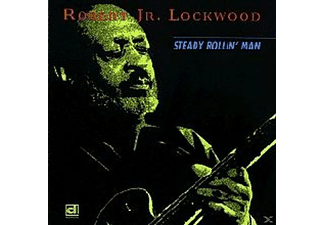 Robert Jr. Lockwood - Steady Rollin' Man - (CD)
