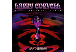 Larry Coryell - Improvisations: Best Of The Vanguard Years - (CD)
