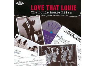 VARIOUS - Love That Louie: The Louie Louie Files - (CD)