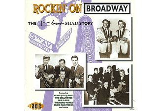 Rockin' On Broadway: Time,Brent,Shad Story - 1 CD - Sonstige