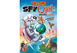 Tom & Jerry - Spy Quest | DVD
