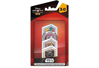 Disney Infinity 3.0 Power Discs Star Wars Twilight Of The Republic |