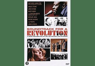 Soundtrack for a revolution toont de geschiedenis van de amerikaanse burgerrechten beweging aan de hand van ...