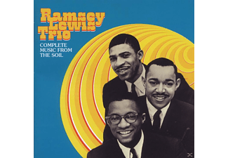 Ramsey Trio Lewis - Complete Music From The Soil - (CD)