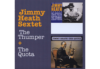 Jimmy Heath - The Thumper & The Quota - (CD)