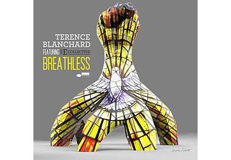 Terence Blanchard, The E-Collective - Breathless (CD)