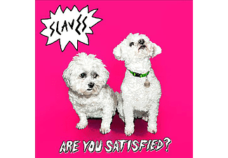 Slaves - Are You Satisfied? (CD)