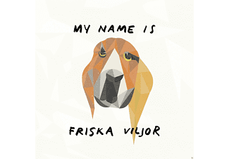 Friska Viljor - My Name Is Friska Viljor - (CD)