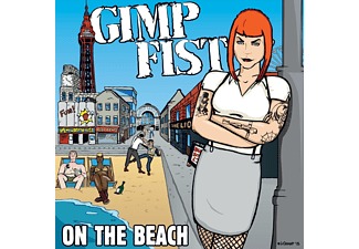 "Gimp Fist - On The Beach (7"" Vinyl Single) - (Vinyl)"