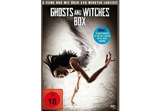 GHOST AND WITCHES BOX-EDITION (3 FILME) - (DVD)