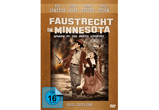 Faustrecht in Minnesota - (DVD)