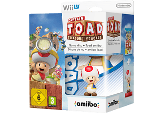 Captain Toad Treasure Tracker (inkl. Toad amiibo) Wii U