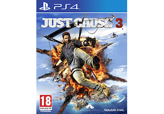 Just Cause 3 D1 Rocket Launcher Edition PS4
