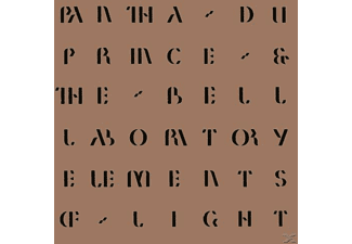 Pantha Du Prince, The Bell Laboratory - Elements Of Light - (LP + Bonus-CD)
