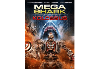 Mega Shark vs. Kolossus [Blu-ray]