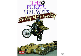THE PURPLE HELMETS ON ANY SH*TE SUNDAY - (DVD)