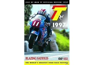 1997 TT ISLE OF MAN OFFICIAL REVIEW - (DVD)