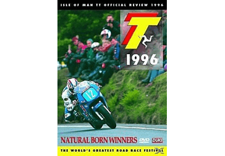1996 TT ISLE OF MANN OFFICIAL REVIEW - (DVD)
