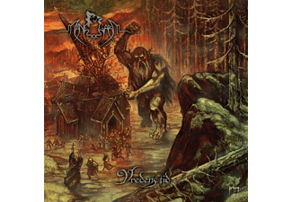Manegarm - Vredens Tid (Re-Mastered) - (CD)