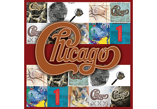 Chicago - The Studio Albums 1979-2008 (CD)