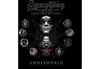 Symphony X - Underworld - (CD)