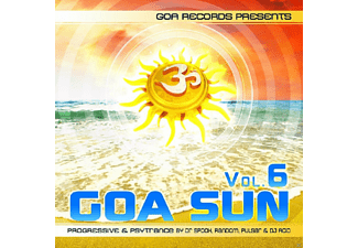 VARIOUS - Goa Sun 6 - (CD)