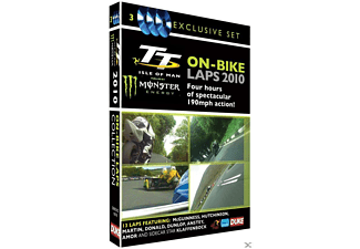 2010 On-Bike Laps - (DVD)