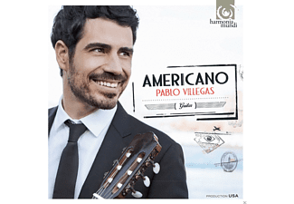 Pablo Villegas, James Chirillo - Americano - (CD)