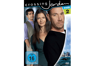 Crossing Jordan - Staffel 2 - (DVD)