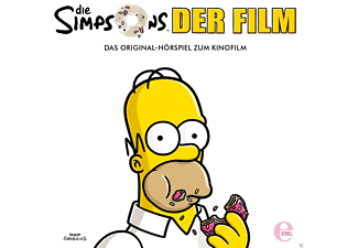 The Simpsons - Original Hörspiel Z.Kinofilm - (CD)