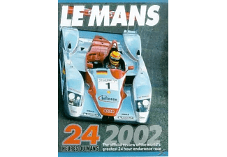 2002 24 Houres of Le Mans - (DVD)