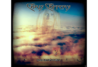 Chris Caffery - Your Heaven Is Real (Digipak) [CD]