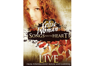 Celtic Woman - Songs From The Heart - (DVD)