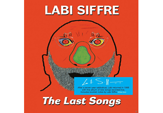 Labi Siffre - The Last Songs (+Bonus) - (CD)