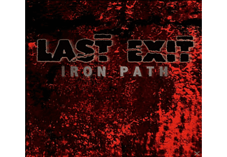 Last Exit - Iron Path - (CD)