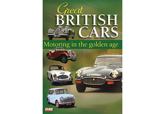 Great British Cars - Motoring In Th - (DVD)