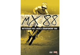 Motocross (Mx) Championship Review [DVD]