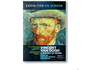 - Exhibition on screen: Vincent van Gogh - a new way of seeing [DVD]