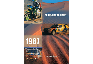 Paris Dakar Rally 1987 - (DVD)