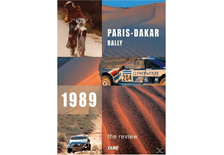 Paris Dakar Rally 1989 - (DVD)